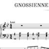 Gnossienne Minuscule No 1